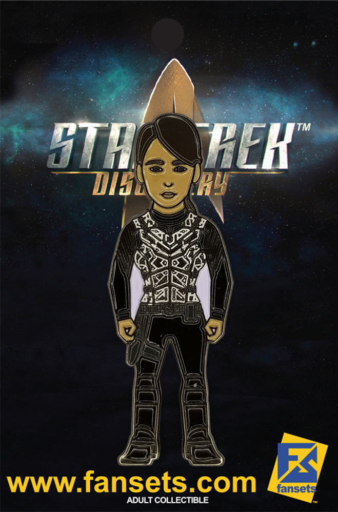 Star Trek Discovery Commander ELLEN LANDRY Licensed FanSets Pin