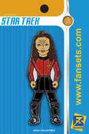 Star Trek: Discovery Cmdr. Nahn Licensed FanSets Pin