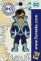 DC Comics Classic NIGHTWING Teen Titans Licensed FanSets Pin MicroJustice