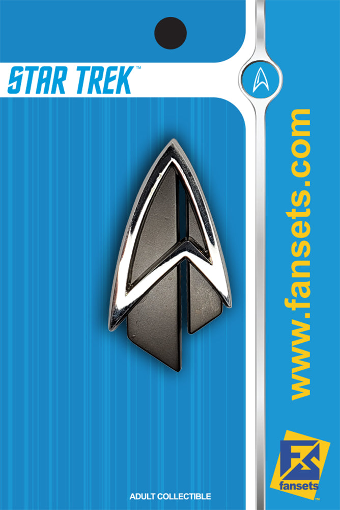 Star Trek: PICARD MINI PREMIER DELTA Licensed FanSets Pin