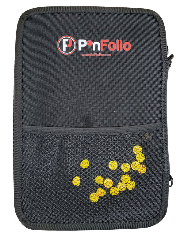 PinFolio Classic FanSets Pin Case