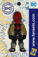 DC Comics RED HOOD (Rebirth) Licensed FanSets Pin MicroJustice