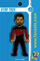 Star Trek COMMANDER WILLIAM ""