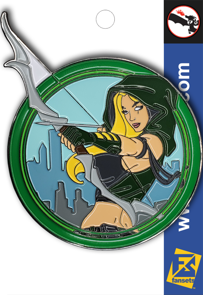 Zenescope ROBYN Hood Licensed FanSets Pin