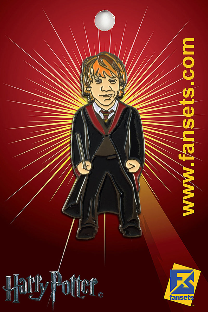 Harry Potter RON Weasley Licensed FanSets Pin MicroMagic
