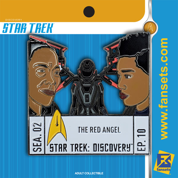 Star Trek Discovery Season 2 Episode 10 FanSets Pin