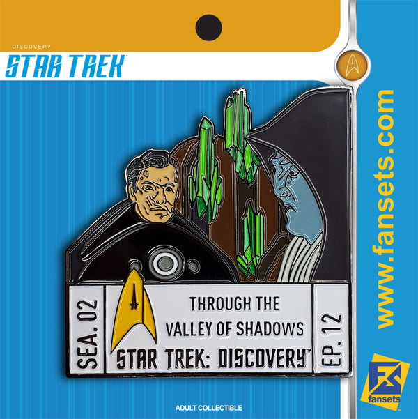 Star Trek Discovery Season 2 Episode 12 Licensed FanSets Pin