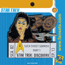 Star Trek Discovery Season 2 Episode 13 Licensed FanSets Pin