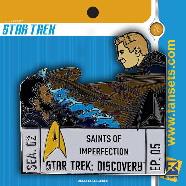 Star Trek Discovery Season 2 Episode 5 Fansets Pin