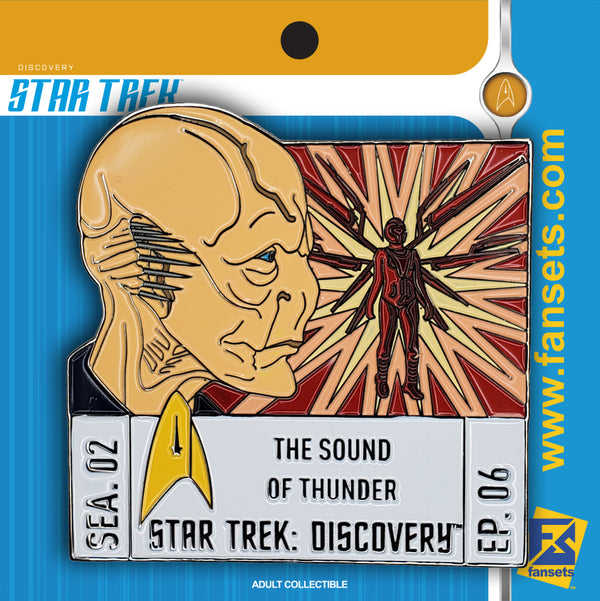 Star Trek Discovery Season 2 Episode 6 Fansets Pin