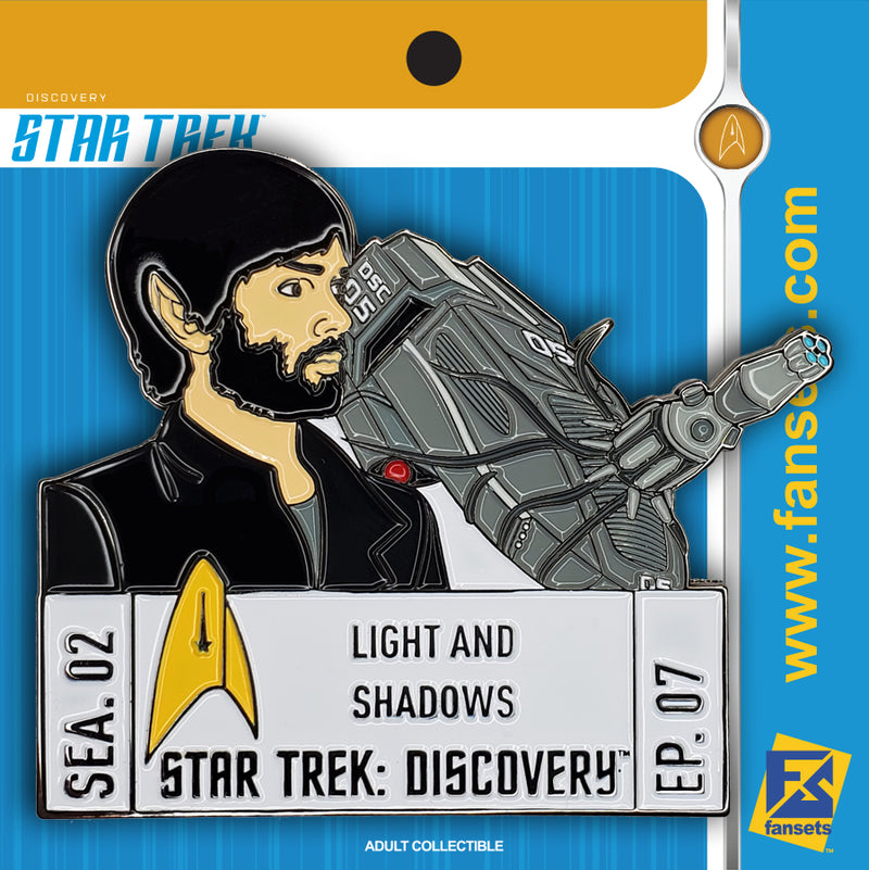 Star Trek Discovery Season 2 Episode 7 Fansets Pin