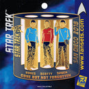 "Star Trek 2016 SDCC Limited Edition ""Gone But Not Forgotten"" Pin"