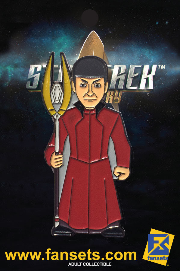Star Trek Discovery SAREK Licensed FanSets MicroCrew Collector's Pin`