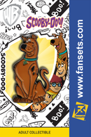 Scooby-Doo SCOOBY-DOO Classic Licensed FanSets Pin