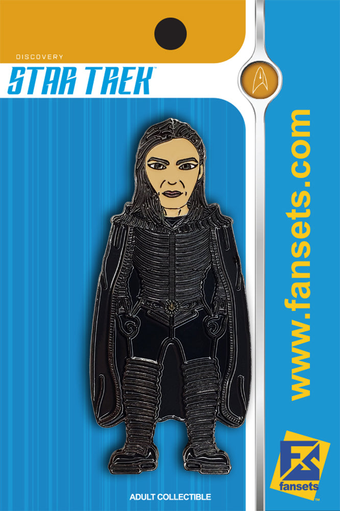 Star Trek: Discovery SECTION 31 Georgiou Universe Licensed FanSets Pin