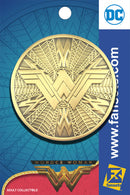 DC Comics Wonder Woman Movie Shield Licensed FanSets Pin