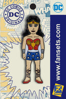 DC Comics Classic SILVER AGE WONDER WOMAN Licensed FanSets Pin