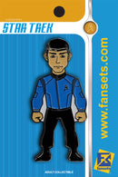 Star Trek: Discovery Lieutenant SPOCK Licensed FanSets Pin