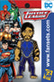 DC Comics Justice League TEMPEST Teen Titans Licensed FanSets Pin MicroJustice