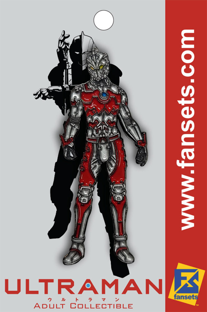 Ultraman Netflix Ultraman ACE ANIME Licensed FanSets Pin