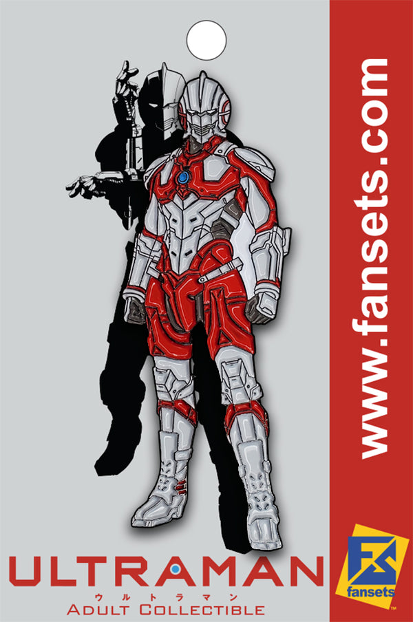 Ultraman Netflix ULTRAMAN ANIME Licensed FanSets Pin