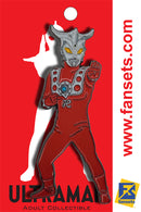 Classic Ultraman LEO Licensed FanSets Pin