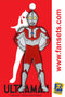 Classic Ultraman Licensed FanSets Pin