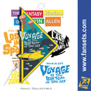 Irwin Allen's Voyage to the Bottom of the Sea Part 1 of 4 FanSets™ Pin Collection