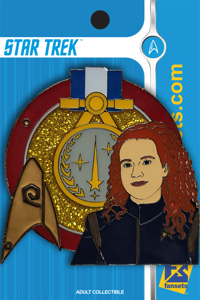 Star Trek - The  Women of Trek: Ensign Sylvia Tilly Series 2 Glitter