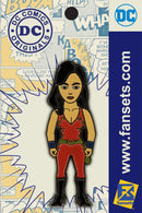 DC Comics Classic WONDER GIRL Teen Titans Licensed FanSets Pin MicroJustice
