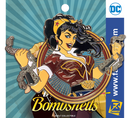 DC Comics Bombshells WONDER WOMAN Licensed FanSets Pin