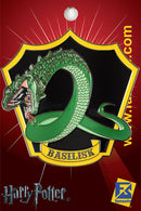 Harry Potter MicroCreatures BASILISK Licensed FanSets Pin