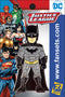 DC Comics New 52 Batman Licensed FanSets Pin