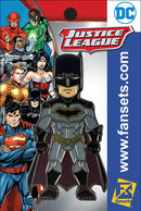 DC Comics Justice League BATMAN (Rebirth) Licensed FanSets Pin MicroJustice