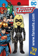 DC Comics DCTV Black Canary Licensed FanSets Pin