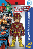 DC Comics New 52 The Flash Licensed FanSets Pin
