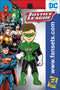 DC Comics New 52 Green Lantern Licensed FanSets Pin