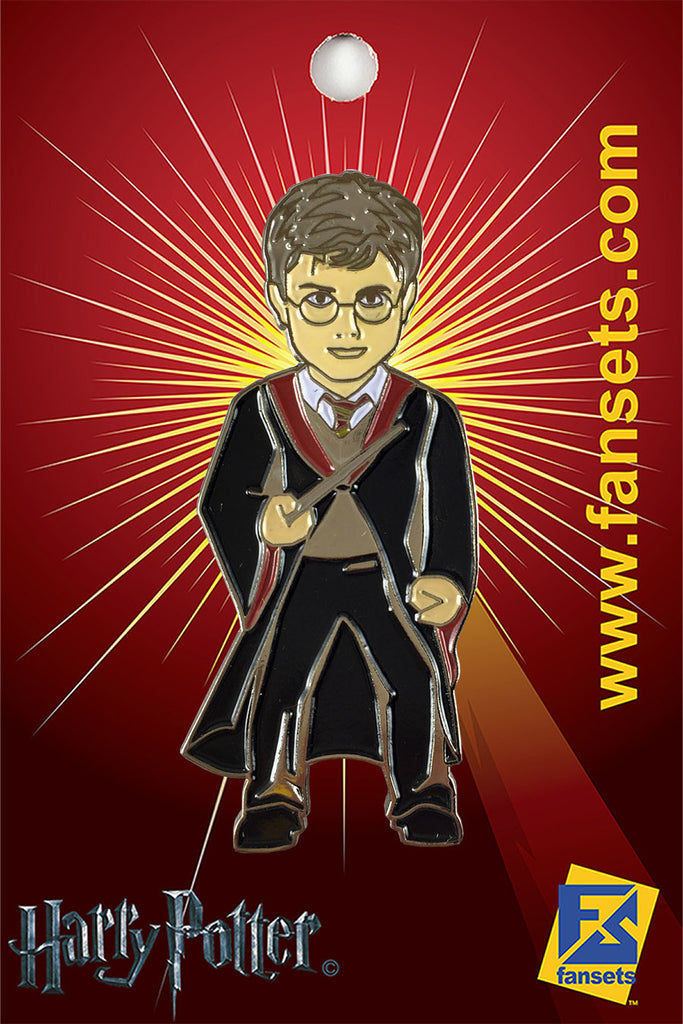 Harry Potter HARRY Potter Robes Licensed FanSets Pin MicroMagic