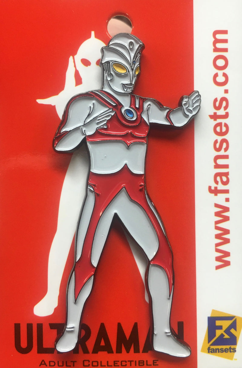 Classic ULTRAMAN ACE Licensed FanSets Pin