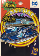 DC Comics Batman 1966 Collection BATBOAT Licensed FanSets Pin MicroJustice