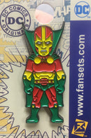 DC Comics Classic MISTER MIRACLE Licensed FanSets Pin MicroJustice