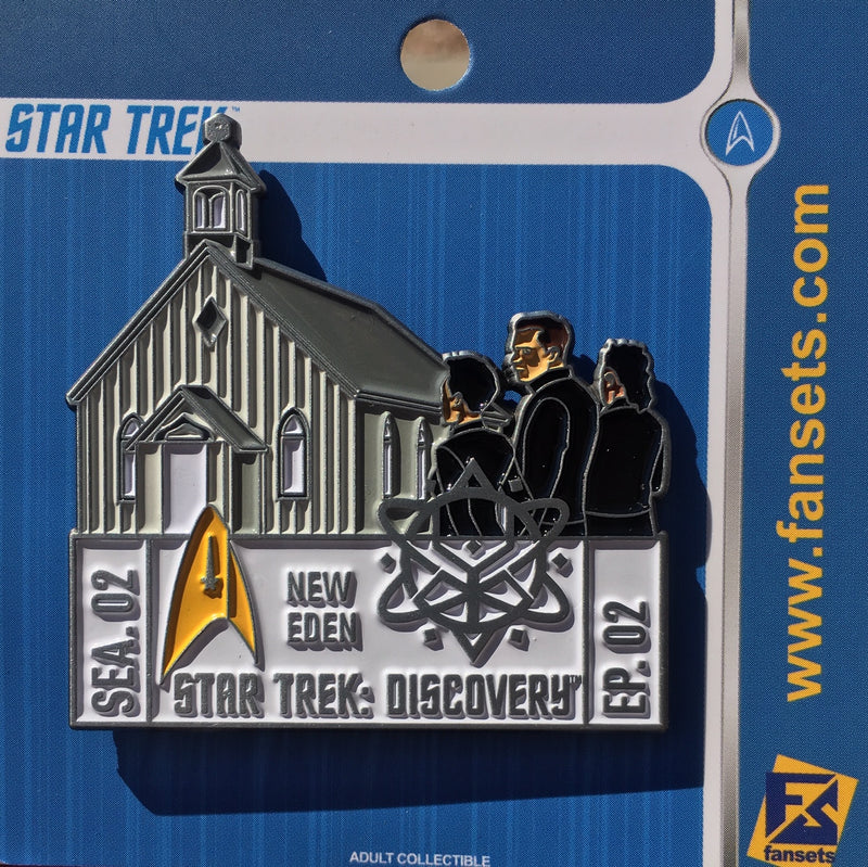 Star Trek Discovery SEASON TWO EPISODE TWO Licensed FanSets EpisodePins Collector's Pin