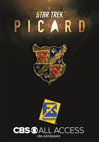 Star Trek Picard Family Crest