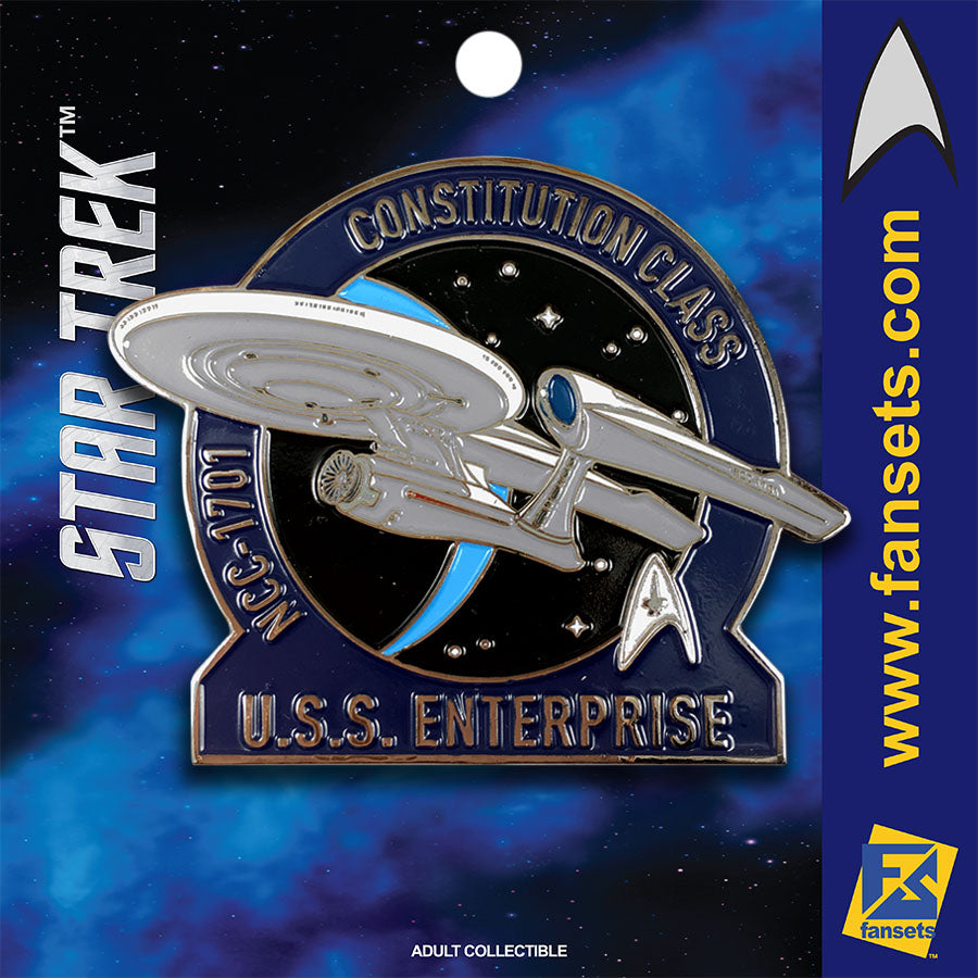 Star Trek Enterprise Kelvin