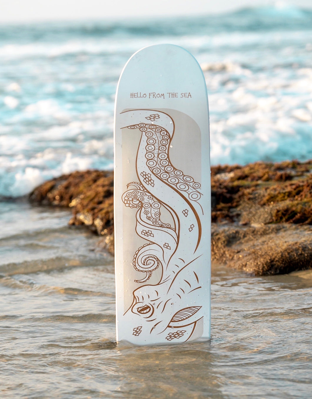 Kraken Octopus Skateboards