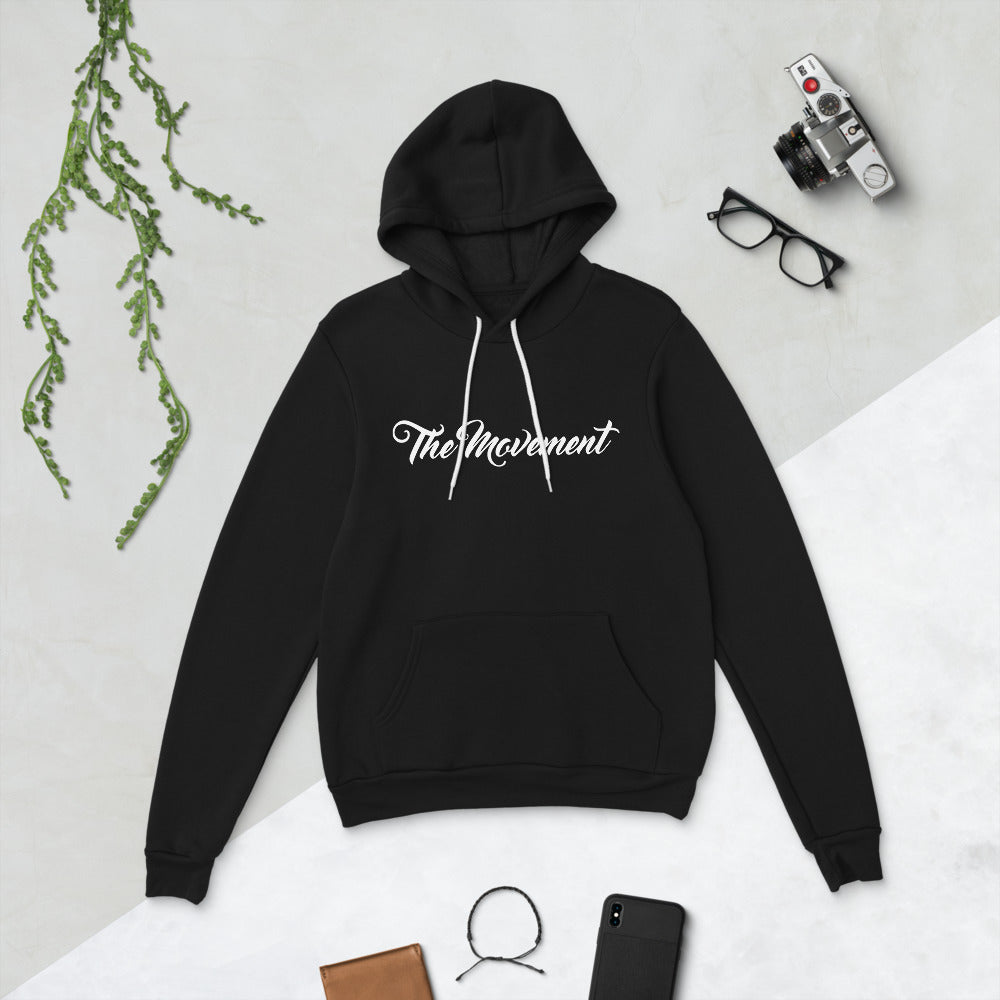 Movement 2019 Unisex Hoodie (Double Sided)