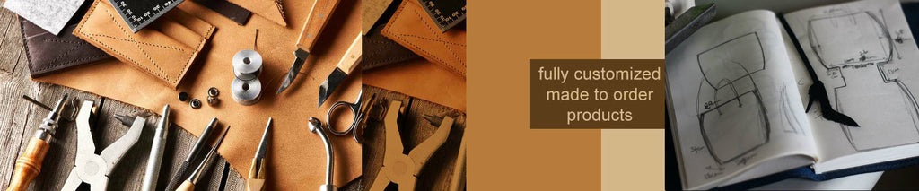 Handcrafted Genuine Leather products at Walletsplus