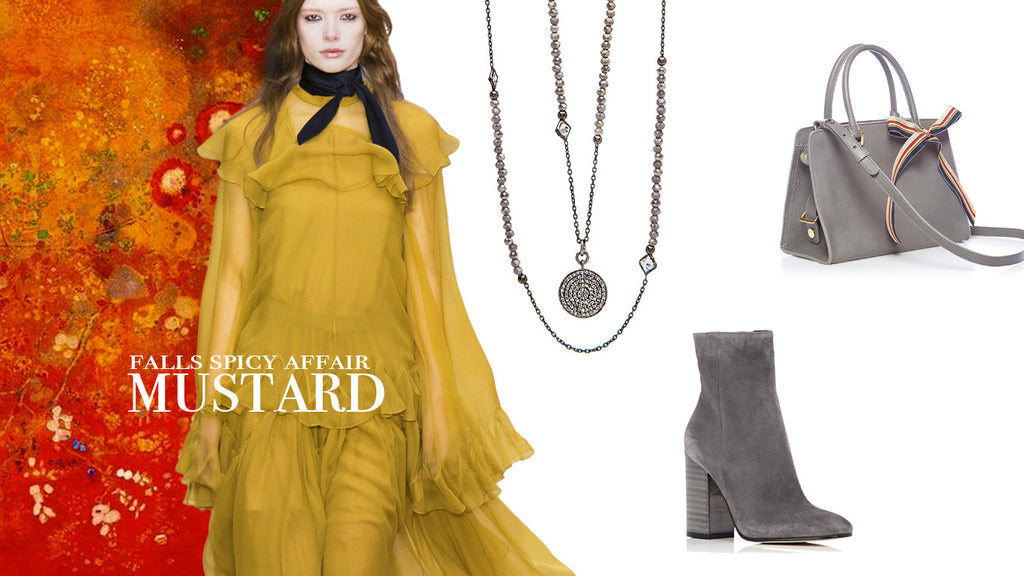 Womens Luxury Designer Style & Fall Colors 2016 by Nickho Rey