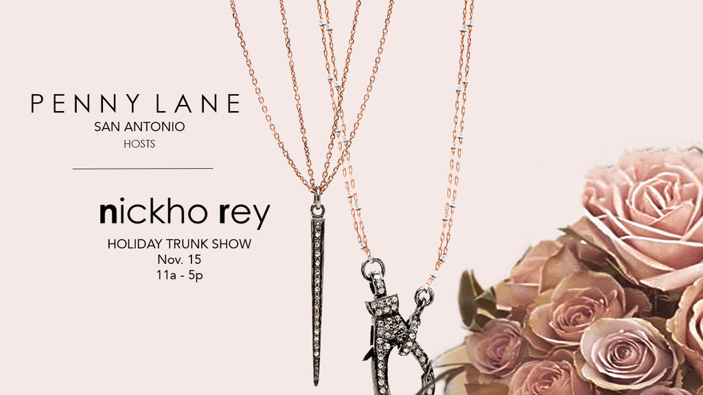 Holiday Trunk Show | Penny Lane - San Antonio