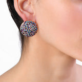 Plate Earrings